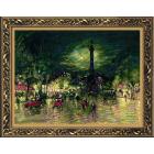Набор для вышивания Риолис №1699 «Бастилия» 40*30 см по мотивам картины К. Коровина