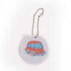 Световозвращающий значок (подвеска) 502915 «Машинка детская» 50 мм