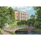 Рисунок на канве МП (37*49 см) 1680 «Павловск»