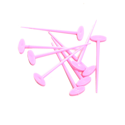 Иглы намёточные пластм. для вязания (уп. 20 шт.) 5 см в интернет-магазине Швейпрофи.рф