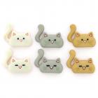 Фигурки 10419 «Смешные коты» 7726179
