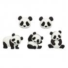 Фигурки 10421 «Семейство панд» 7726181