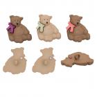 Фигурки 2266 «Мишки»  7702328