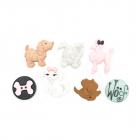 Фигурки 5399 «Веселые собачки» 7702122