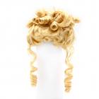 Волосы для кукол QS-13 11-12см (блонд) 7709509