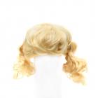 Волосы для кукол QS-8 11-12см 7709506  каштановый
