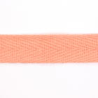 Лента киперная 15 мм (рул. 50 м) 538 персиковый