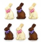 Фигурки 10876 «Шоколадные зайчики» 7729733