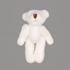 Декоративная фигурка мишка 8 см белый 7728019