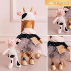 Набор текстильная игрушка АртУзор «Мягкая кукла Иви»  30 см 613451
