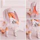 Набор текстильная игрушка АртУзор «Мягкая кукла Эстери» 20 см 613452