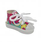 Обувь для игрушек (Кеды) AR 1048  3.5*4*7 см сине-розовый с рис. 7728274