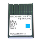 Иглы пром. маш. Groz-Beckert 134/DP5 №120 (уп. 10 шт.)