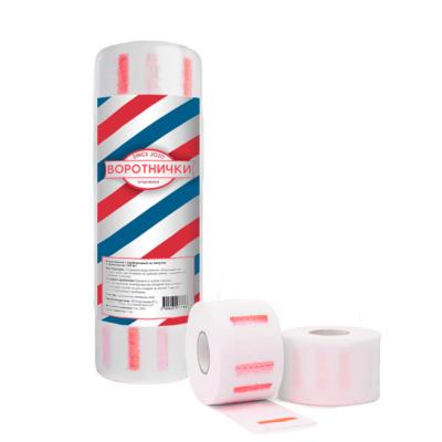 Воротнички парикмахерские бумажные 6,5 см белый, уп.- 5*100 шт. в интернет-магазине Швейпрофи.рф
