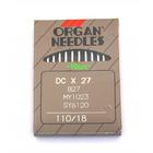 Иглы пром. маш. ORGAN DC*27 №110 (уп. 10 шт.)