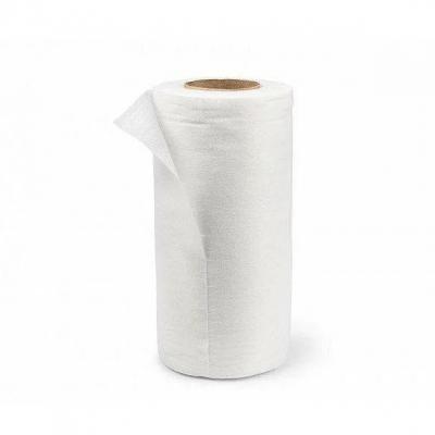 Маска-салфетка 13*26 см в рулоне спанлейс 38 гр уп. 200 шт. в интернет-магазине Швейпрофи.рф