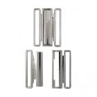 Пряжка металл ТД.ГНУ14150 шир. 50 мм никель