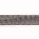 Шнур плоский 10 В603 шир.10 мм (уп 100 м) серый №290
