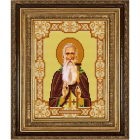 Рисунок на ткани «Конек 9176 Святой Арсений» 15*18 см