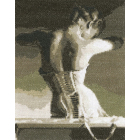 Набор для вышивания Кларт 6-067 «Корсет» 19*24 см