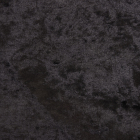 Плюш винтажный М-4007 арт.КЛ22977 50х50см, черный. 100% п/э
