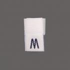 Размерники вышитые (уп. 100 шт.) M белый