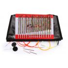 Набор съемных спиц Knit Pro 20613 «Deluxe Set  Simfonie» дерево 8 видов
