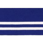 Подвяз трикотажный п/э 3AR1175 с полосками 6*100 см синий