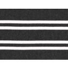 Подвяз трикотажный п/э 3AR1202 две полосы  14*100 см т.серый