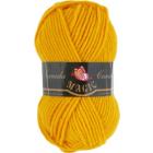 Пряжа Канада (Canada Magic), 100 г / 100 м , 3719 желтый
