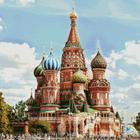 Алмазная мозаика C 0266 «Храм Василия Блаженного»