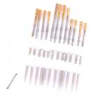 Иглы ручные Гамма HN-07 для слабовидящих (набор 12 шт.)