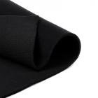 Материал ламинированный для корсетных изделий В-301а 3.3 мм 50 * 50 см чёрный 614286
