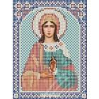 Набор для вышивания бисером БИС А5 МК-082 «Кристина» 12*16 см