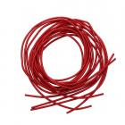 Проволока декоративная (канитель) д.1,0 мм (уп. 5 гр) гладкая  559923 красный