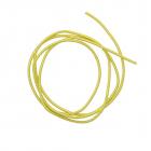 Проволока декоративная (трунцал) д.1,0 мм КЖ011НН01 жесткая жёлтый (уп 5 гр)