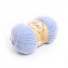 Пряжа Софти (Softy)  50 г / 115 м 183 св. голубой