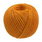 Пряжа Ирис, 25 г / 150 м, 0512 т.-желтый