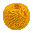 Пряжа Ирис, 25 г / 150 м, 0510 жёлтый