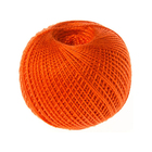 Пряжа Ирис, 25 г / 150 м, 0712 морковный