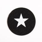 Нашивка LA93 «Круг со звездой» 5*5 см