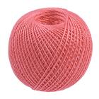 Пряжа Ирис, 25 г / 150 м, 1012 т.-розовый
