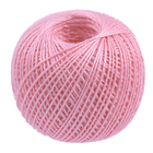 Пряжа Ирис, 25 г / 150 м, 1104 розовый