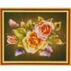 Алмазная мозаика DIY К-1078 «Розы» 38*28 см