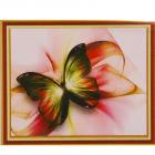 Алмазная мозаика DIY К-1106 «Бабочка» 38*28 см