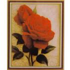Алмазная мозаика DIY К-1079 «Красные розы» 28*38 см