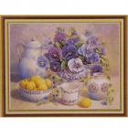 Алмазная мозаика DIY К-1723 «Натюрморт» 28*38 см