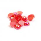 Полубусы  6 мм перламутр (уп. 10 г) 003 красный