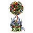 Набор для вышивания М.П.Студия НВ-711 «Удачный улов» 18*36 см