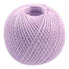 Пряжа Ирис, 25 г / 150 м, 1702 розово-сирен.